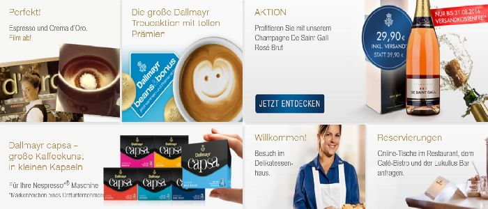 Dallmayr Angebot