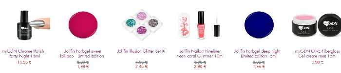 German Dream Nails Sale