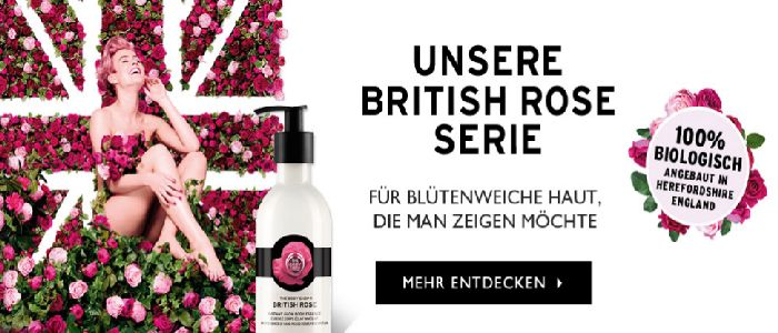 The Body Shop Entdecken